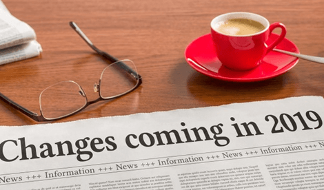 Impending changes for Solicitors 2019
