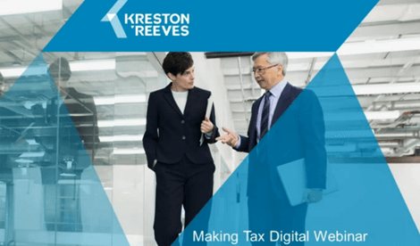 Making Tax Digital bridging webinar