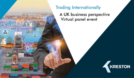 Trading internationally virtual panel event