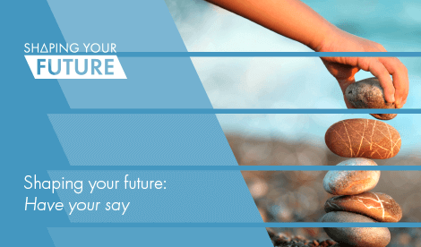 Shaping your future pebbles